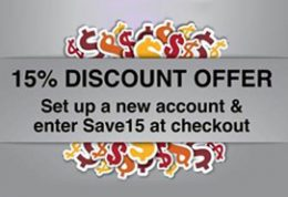 15% Discount Offer